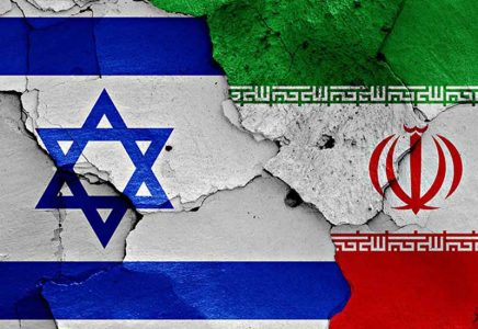 Israel-and-IRan-fight
